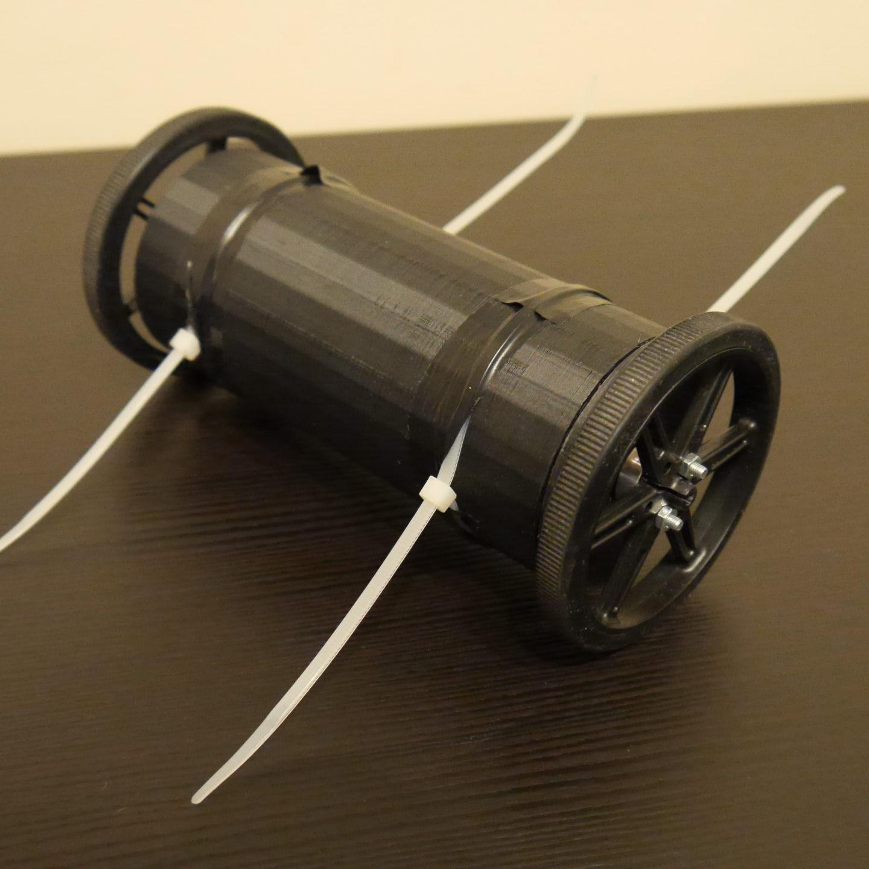 Dwukołowy robot na Raspberry Pi Zero